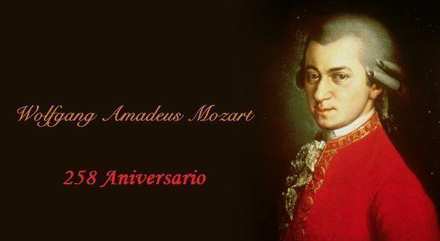 Resultado de imagen de W. A. Mozart