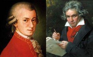 Beethoven-y-Mozart