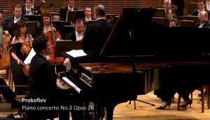 concierto piano nº 3 prokofiev