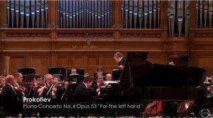 prokofiev concierto piano nº 4