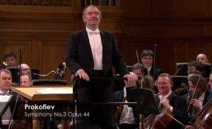 prokofiev sinfonia nº 3