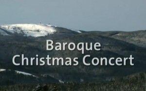 concierto barroco de navidad