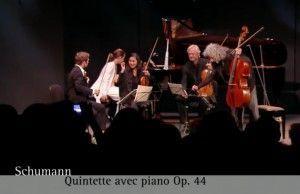 schumann quinteto piano