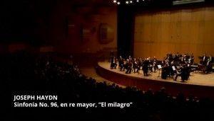 haydn sinfonia nº96