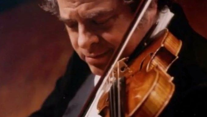 brahms concierto para violin