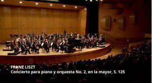 liszt concierto piano nº 2