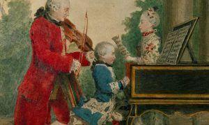 padres de grandes compositores