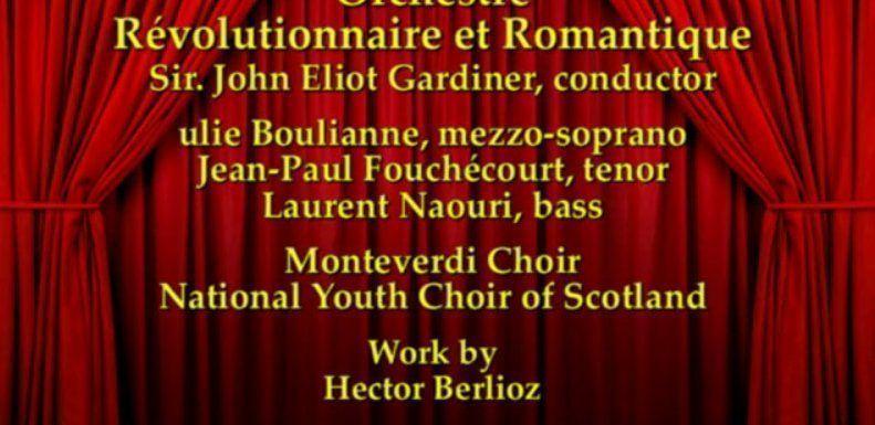 BBC Proms 2016 Berlioz