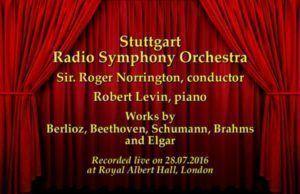 BBC proms 2016 Stuttgart RSO